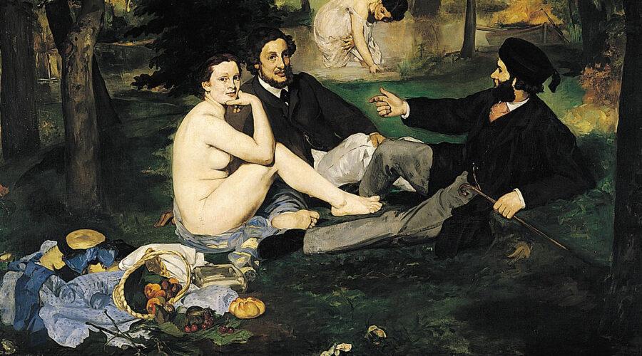 De geschiedenis van de picknick